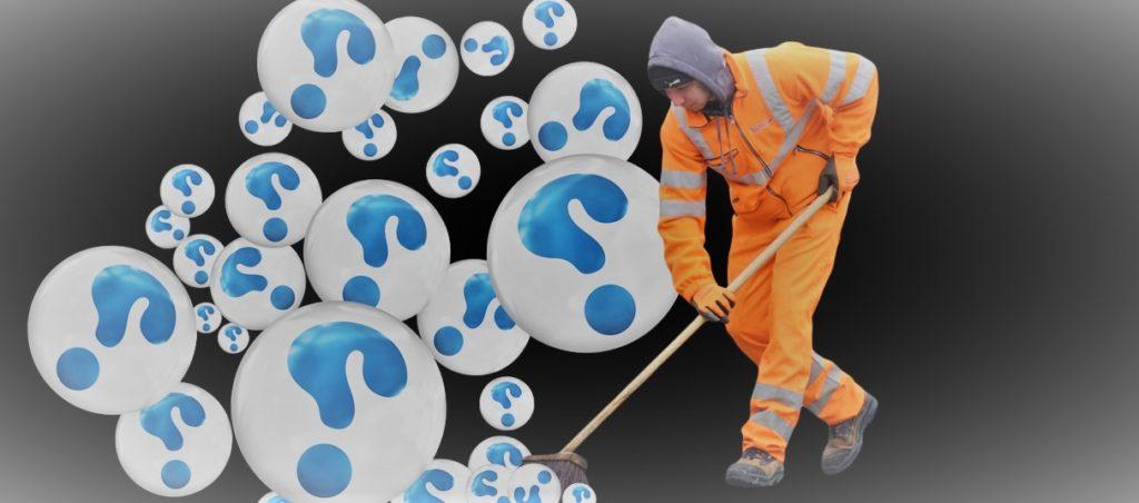 Horacio Guerra Marroquín : Limpieza urbana